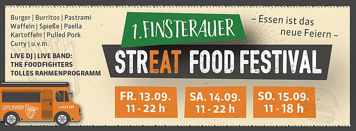 Street Food Festival Finsterau