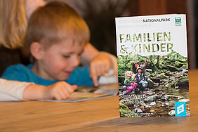 Pocketguide Familie & Kinder Ferienregion Nationalpark Bayerischer Wald